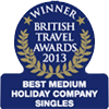 Solos Holidays best singles holiday tour operator
